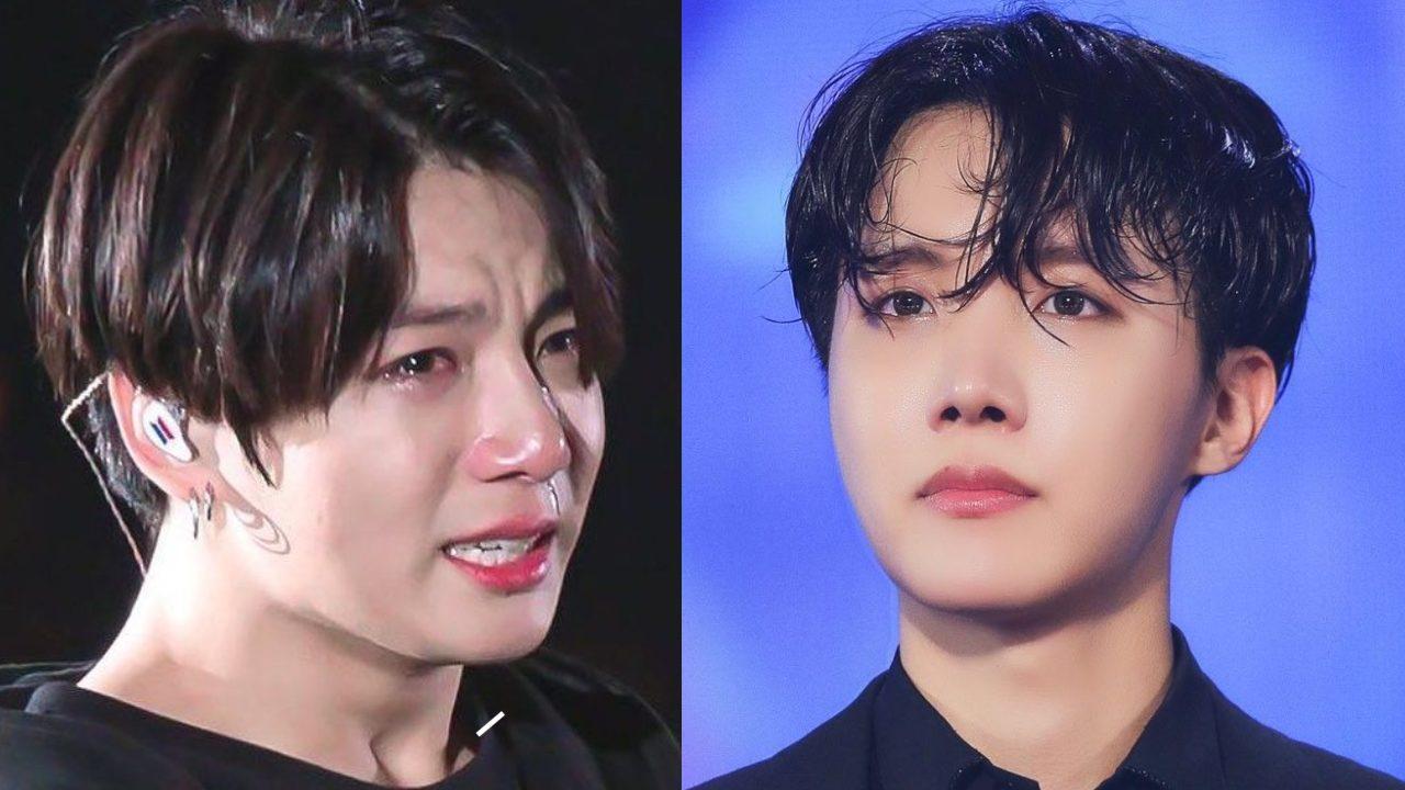 Jungkook confiesa que lloró al enterarse que J-Hope dejaría BTS