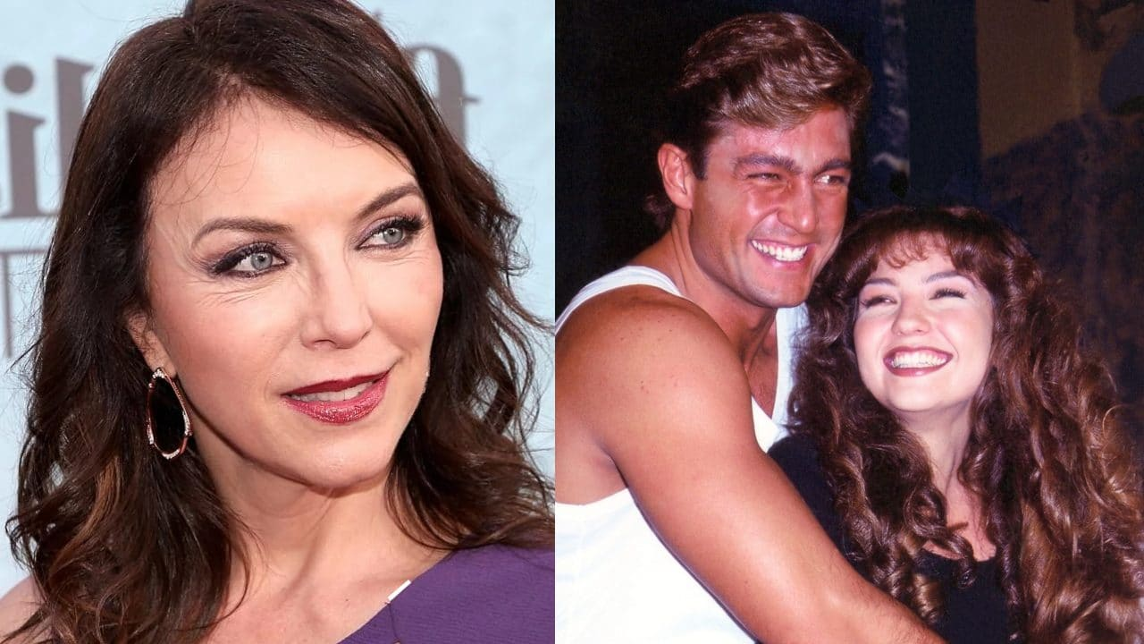 Laura Flores confirma que Thalía y Fernando Colunga fueron novios
