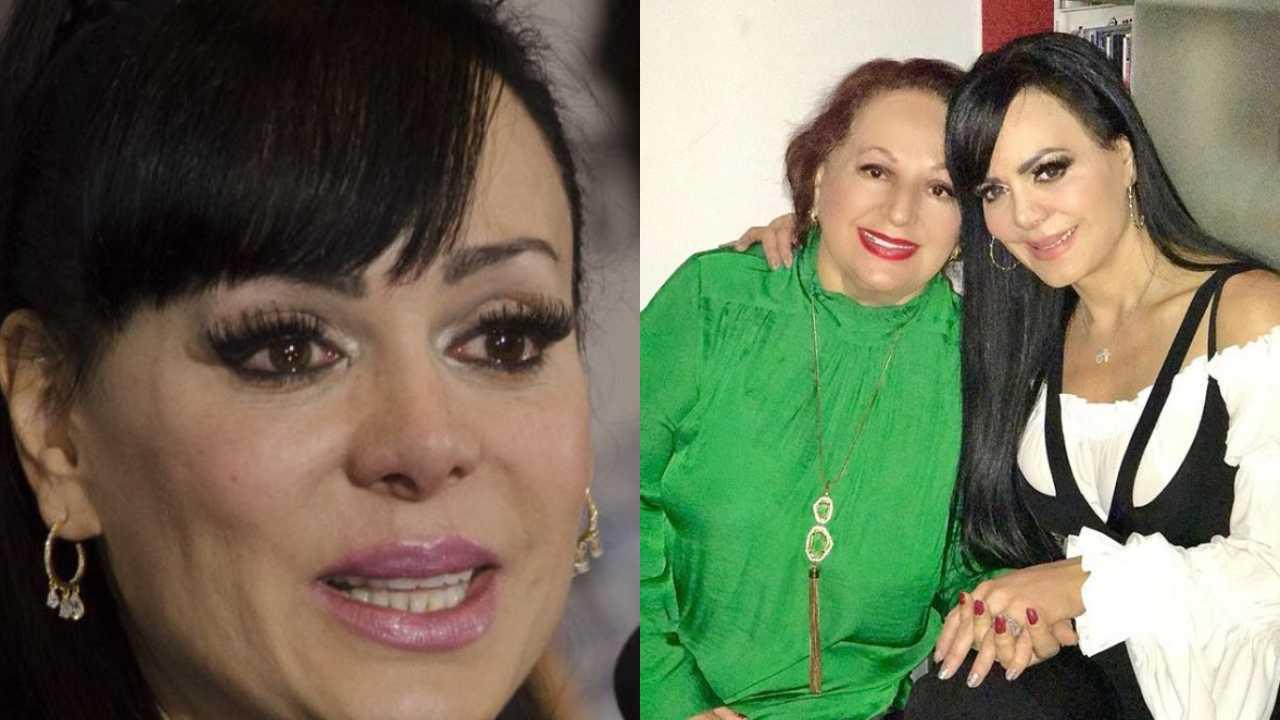 Maribel Guardia devastada tras enterarse de que su mamá podría perder un ojo