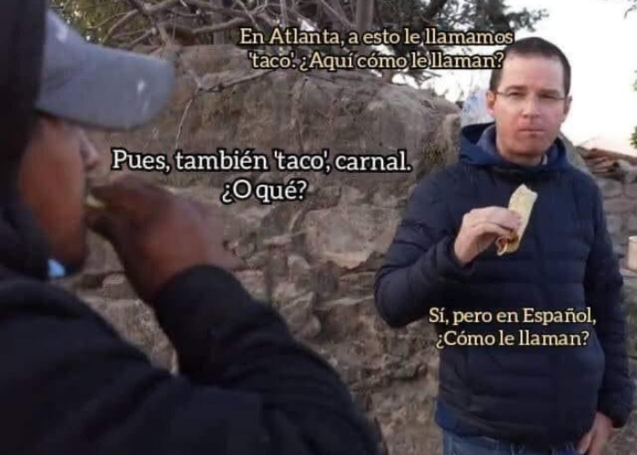 Memes de Ricardo Anaya en tu casa pobreza