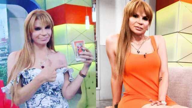 Mhoni Vidente aclara si está embarazada tras desatar rumores