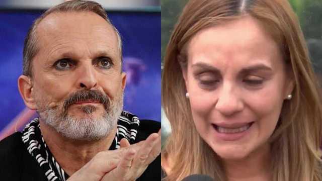 Miguel Bosé arremetió contra Flor Rubio y la hizo llorar, aseguran