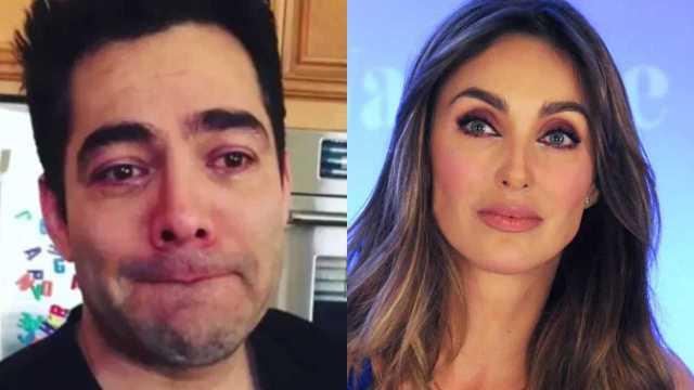 Omar Chaparro se disculpa con Anahí