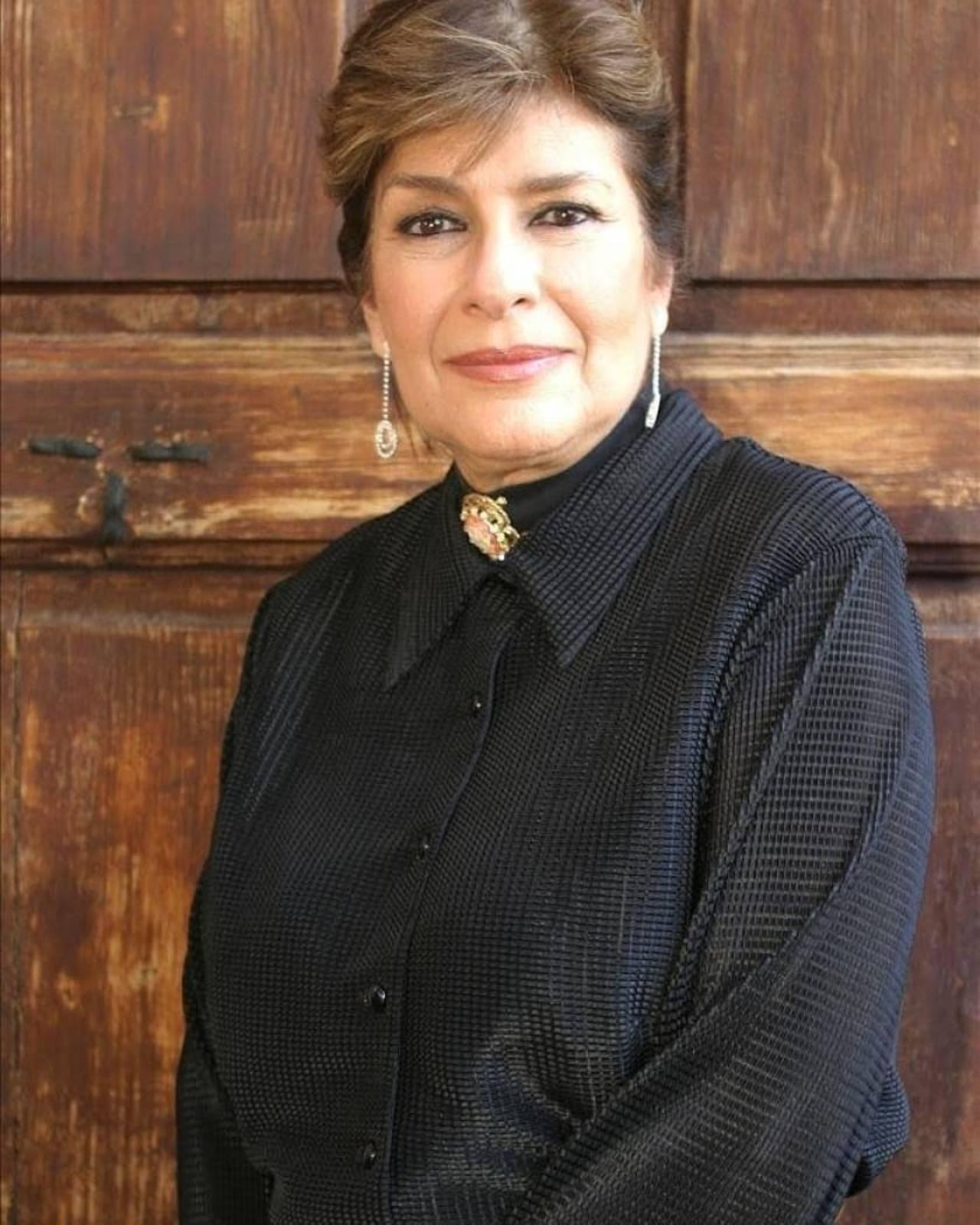 Actriz Raquel Olmedo hospitalizada Covid-19 intubada