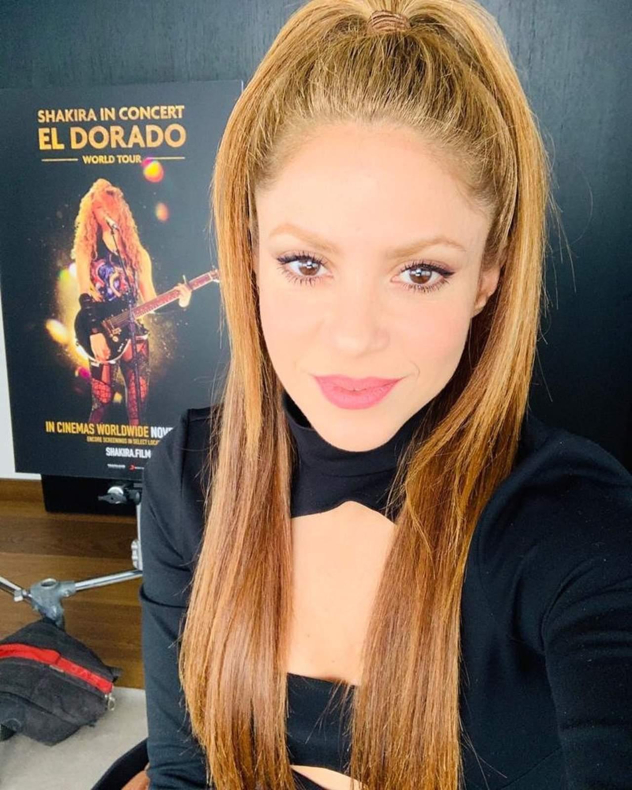 Shakira tiene una doble en TikTok