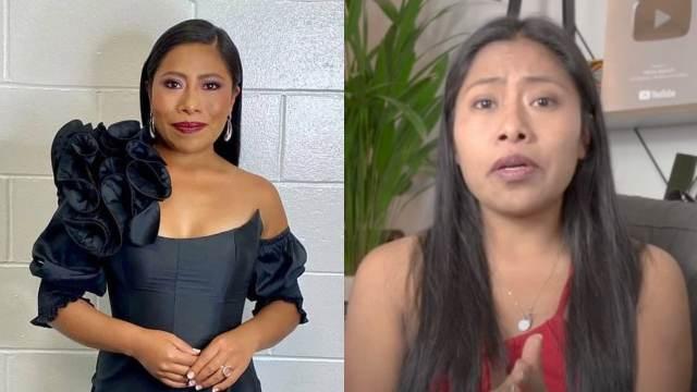 Yalitza Aparicio revela tiene enfermedad