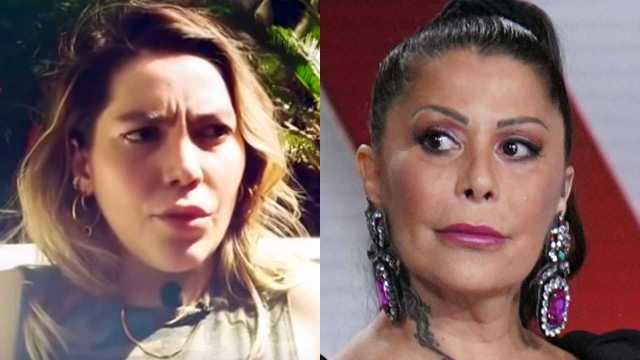 Alejandra Guzmán responde a la acusación de Frida Sofía de abuso