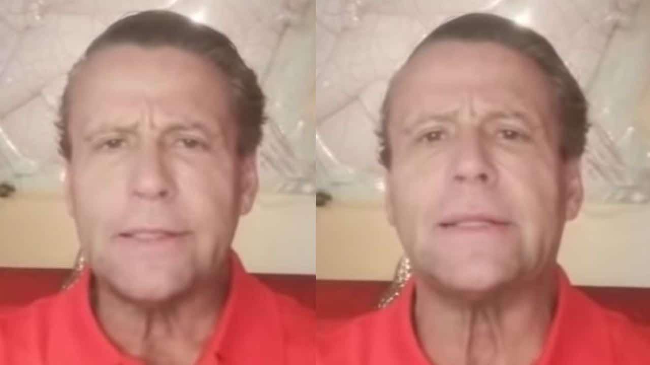 "Alfredo Adame insulta a conductor y se disculpa: ""fui víctima del enojo"""