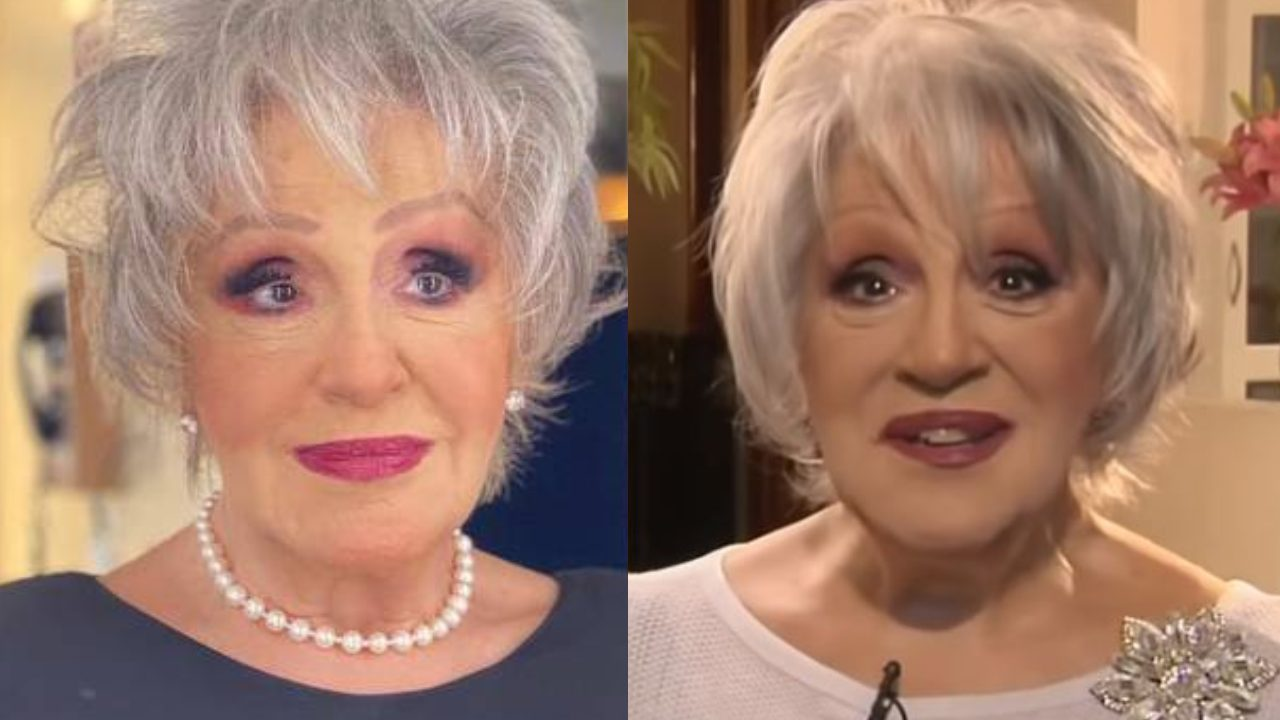 Anel Noreña impacta al aparecer en traje de baño a sus 76 años