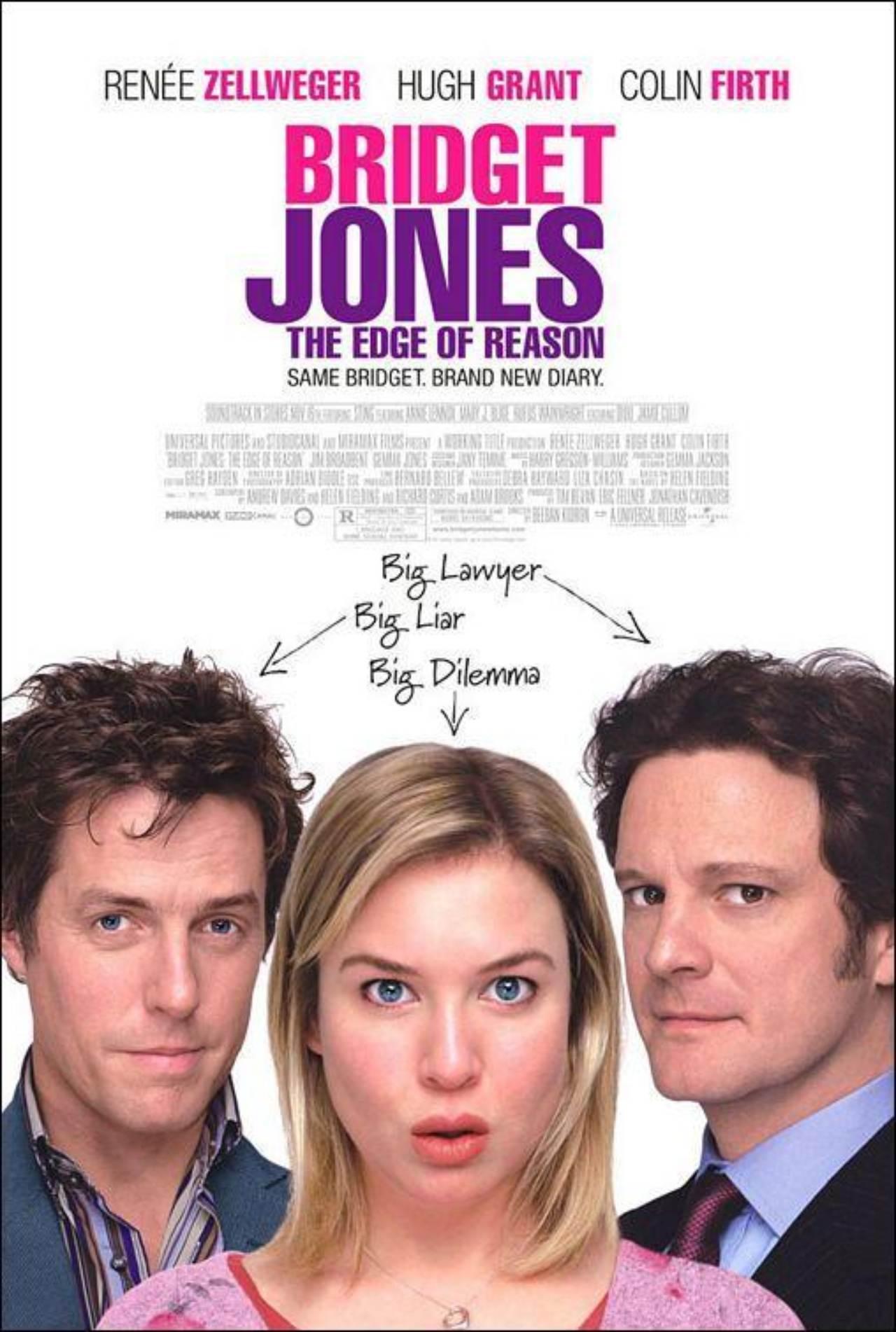 Bridget Jones probablemente se cancelará