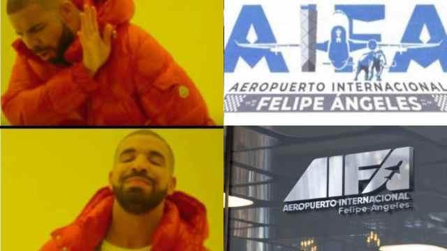Crean concurso para rediseño logo aeropuerto