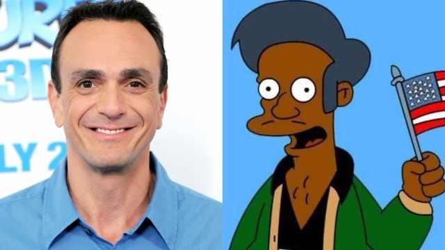 Actor que dio voz a Apu de 'Los Simpson' pide disculpas por haber sido racista