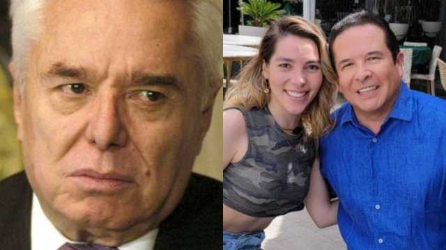 Enrique Guzmán demanda a Gustavo Adolfo Infante por entrevista con Frida Sofía