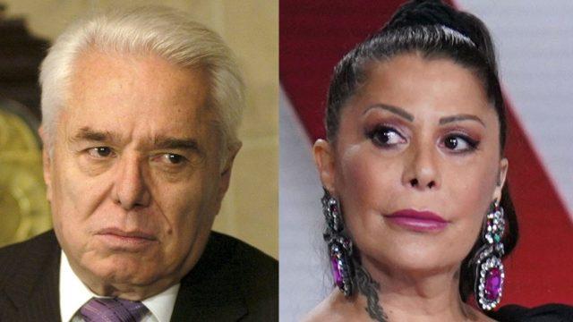 Reaparece video de Enrique Guzmán tocando a Alejandra Guzmán