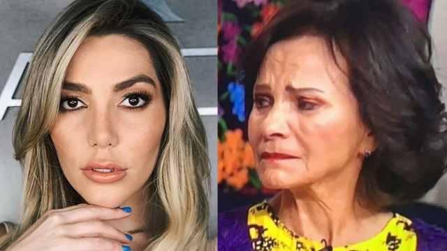 Frida Sofía arremete contra Pati Chapoy por defender a Enrique Guzmán