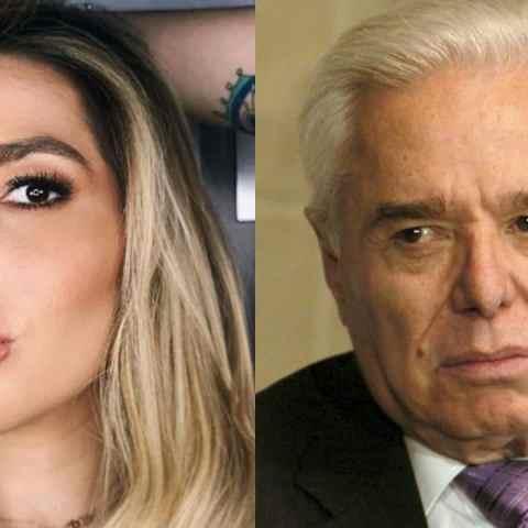 Frida Sofía inicia acciones legales contra Enrique Guzmán