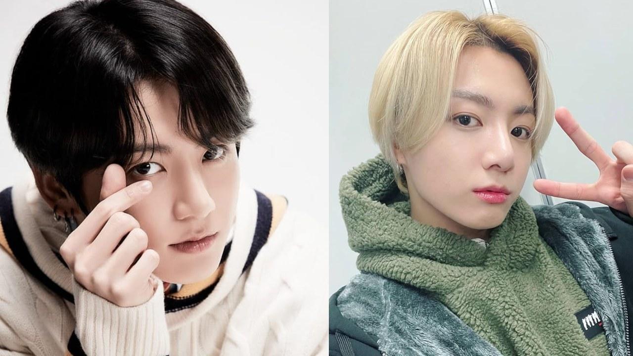 Jungkook el idol más atractivo