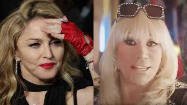 Laura León estrena cover de Material Girl de Madonna y se vuelve burla nacional