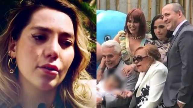 Luis Enrique Guzmán reacciona a la acusación de Frida Sofía contra Enrique Guzmán