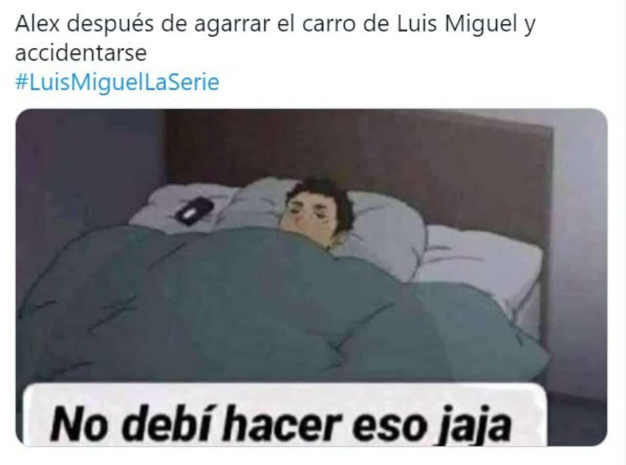 Capítulo 3 Luis Miguel la serie