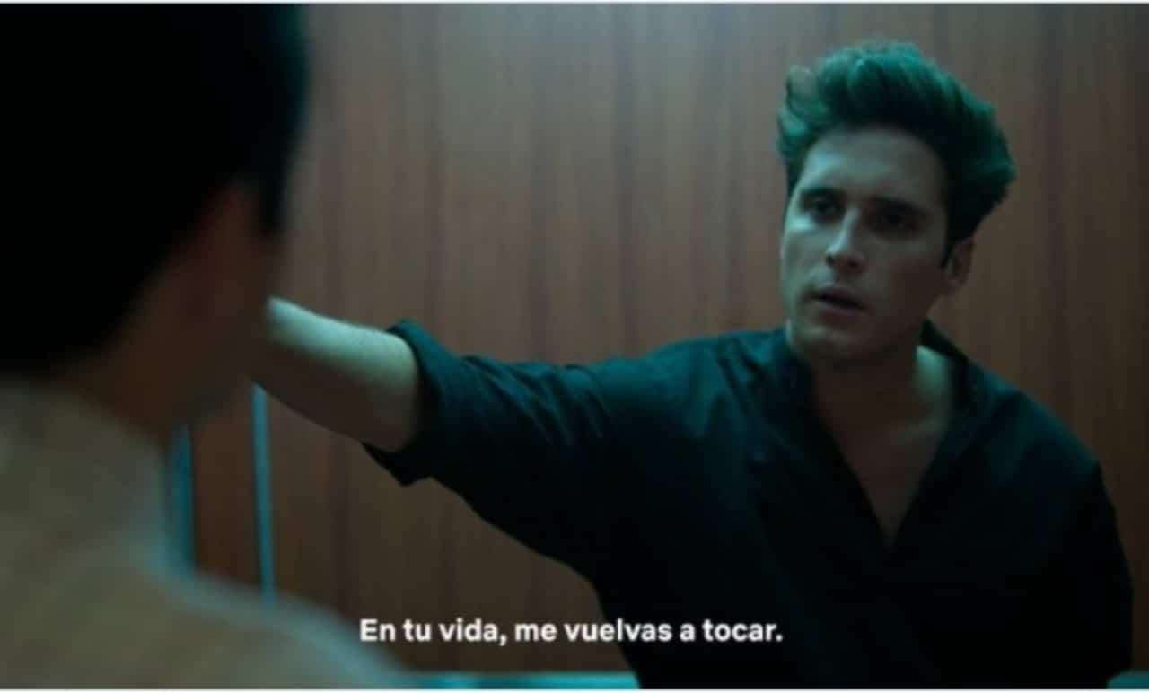 Luis Miguel La Serie no me toques