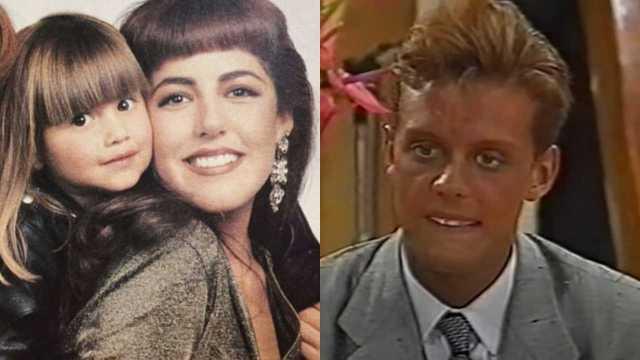 Luis Miguel rechazó su paternidad de Michelle Salas con Verónica Castro
