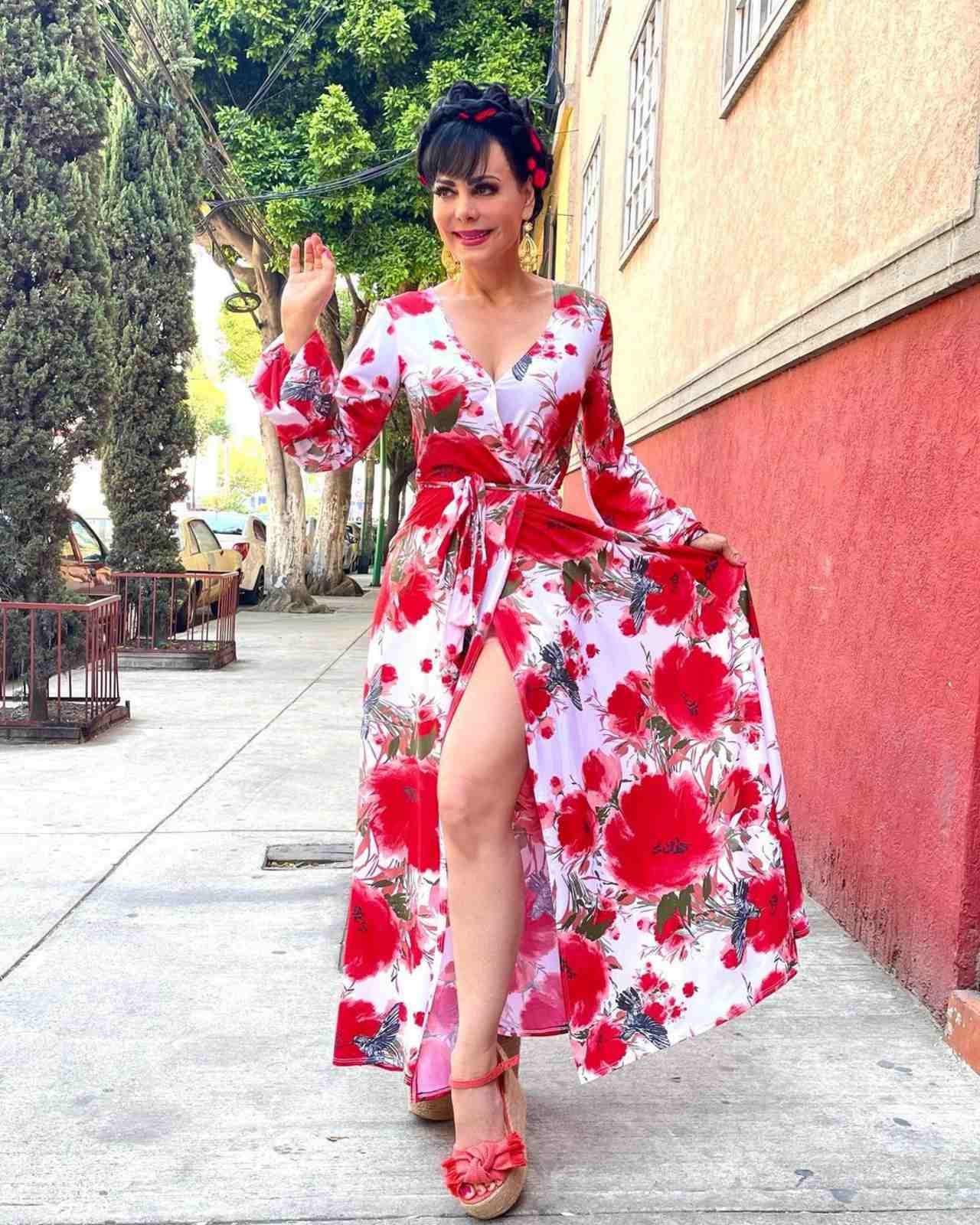 Maribel Guardia Rafael Inclán romance relación conquistó