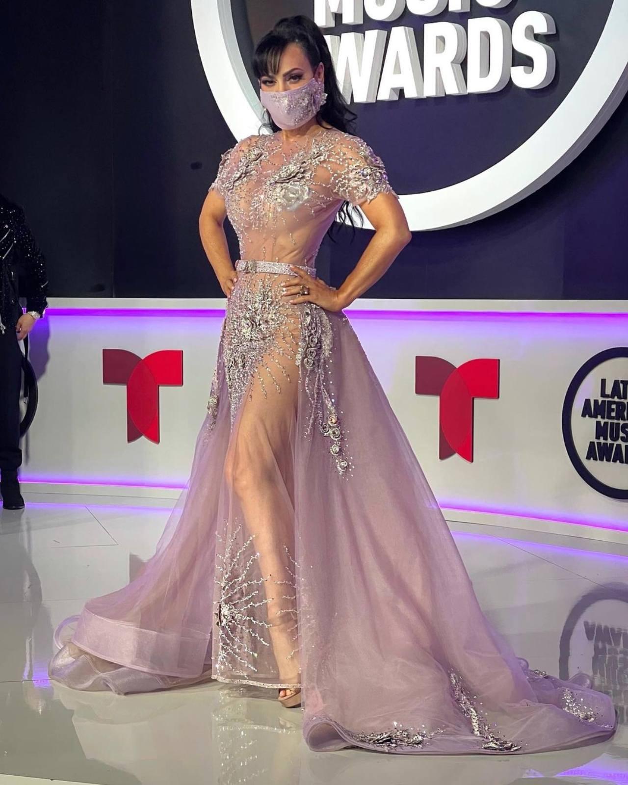 Maribel Guardia Latin AMAs 2021