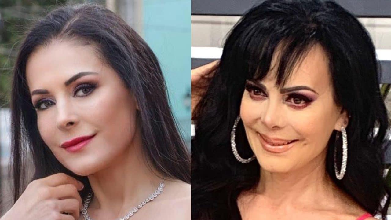 Maribel Guardia: Aseguran que Lourdes Munguía edita sus fotos como la actriz