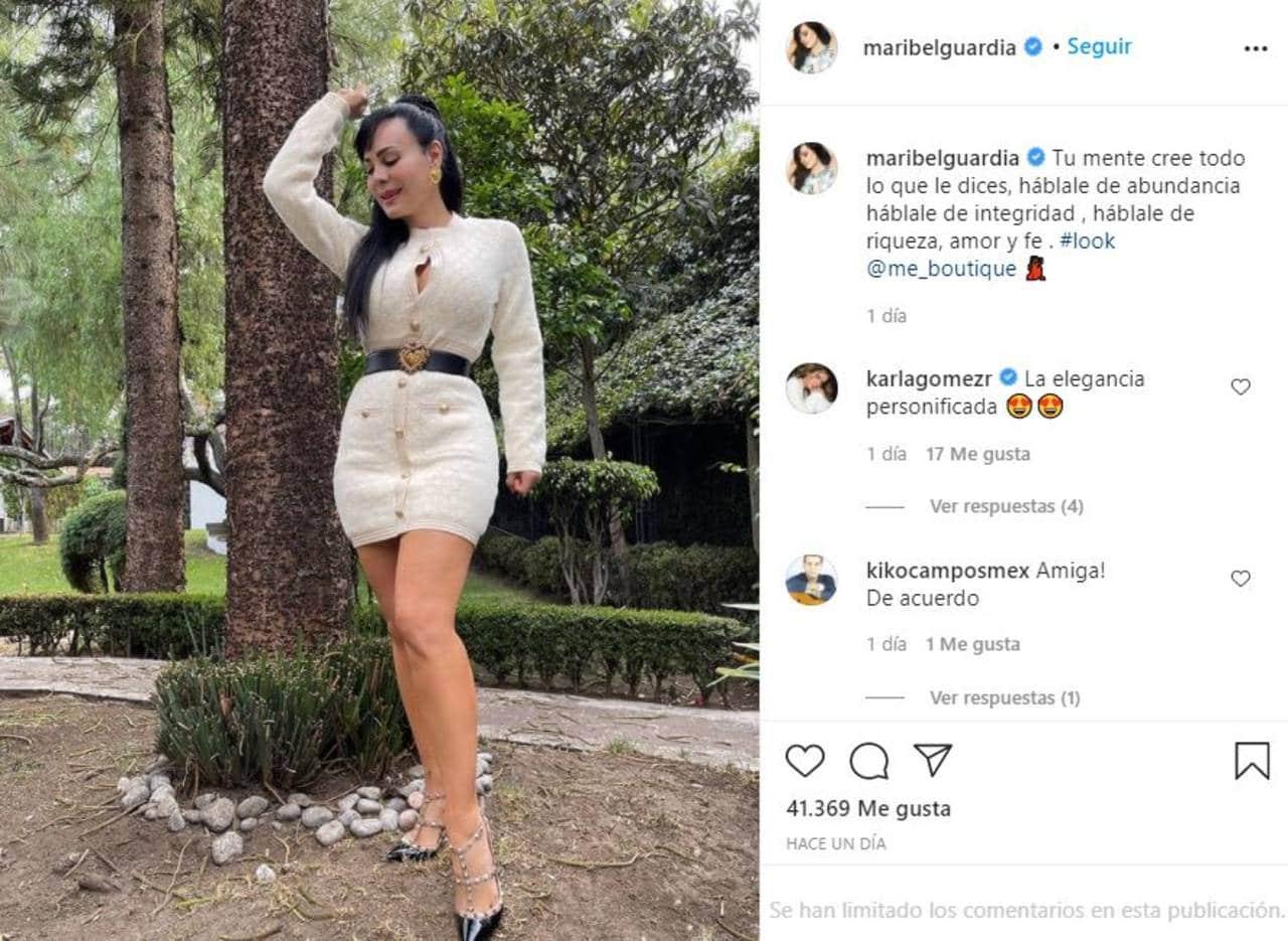 Maribel Guardia defiende críticas Michael Jackson
