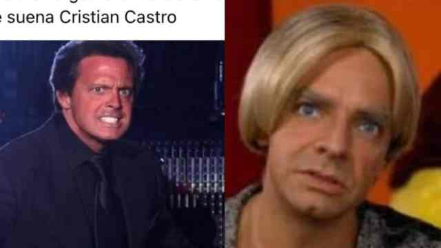 Luis Miguel La serie memes tercer episodio