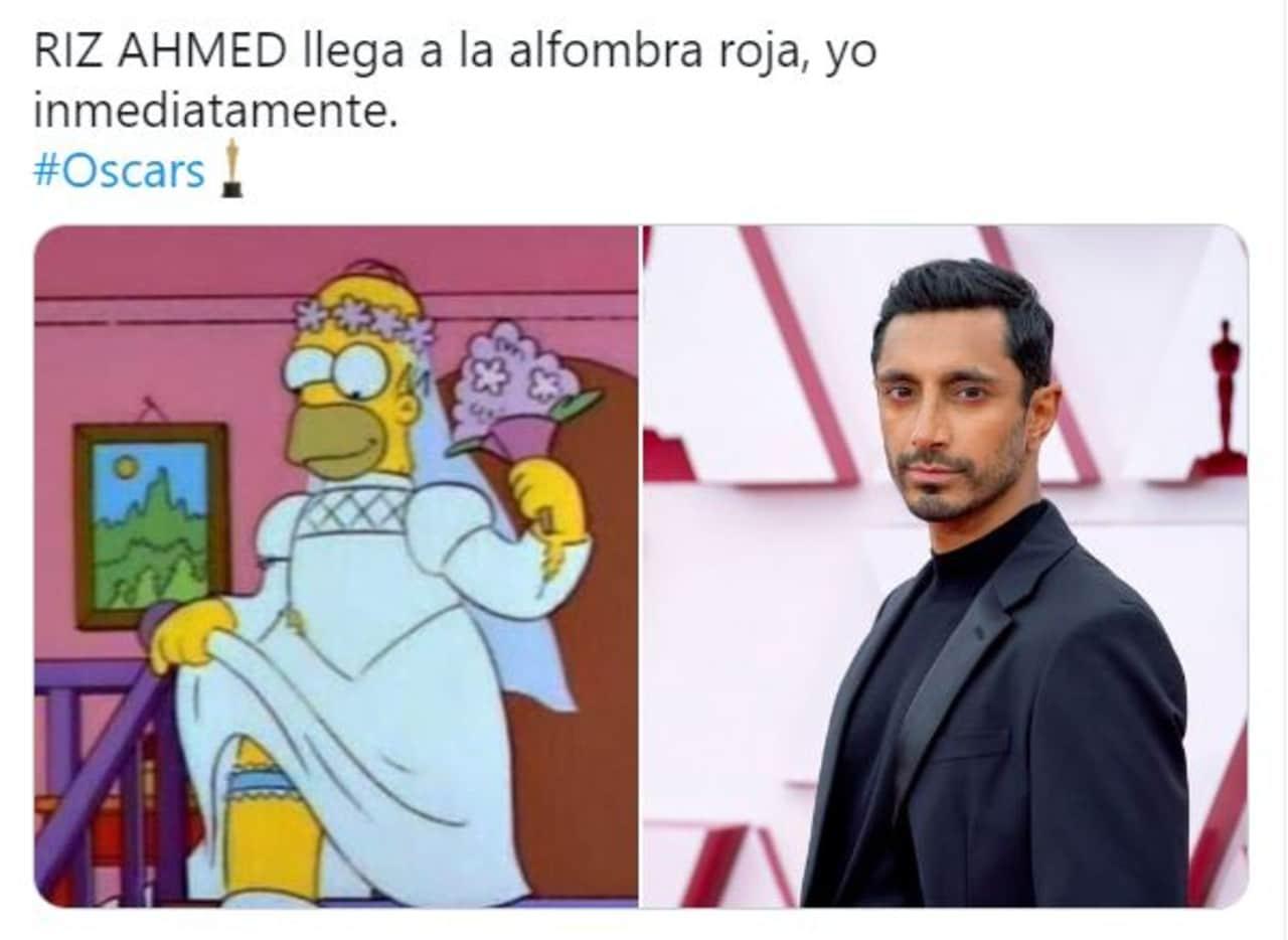 Oscar 2021 memes