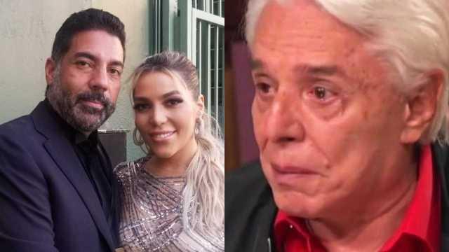 Papá de Frida Sofía arremete contra Enrique Guzmán tras acusación de abuso