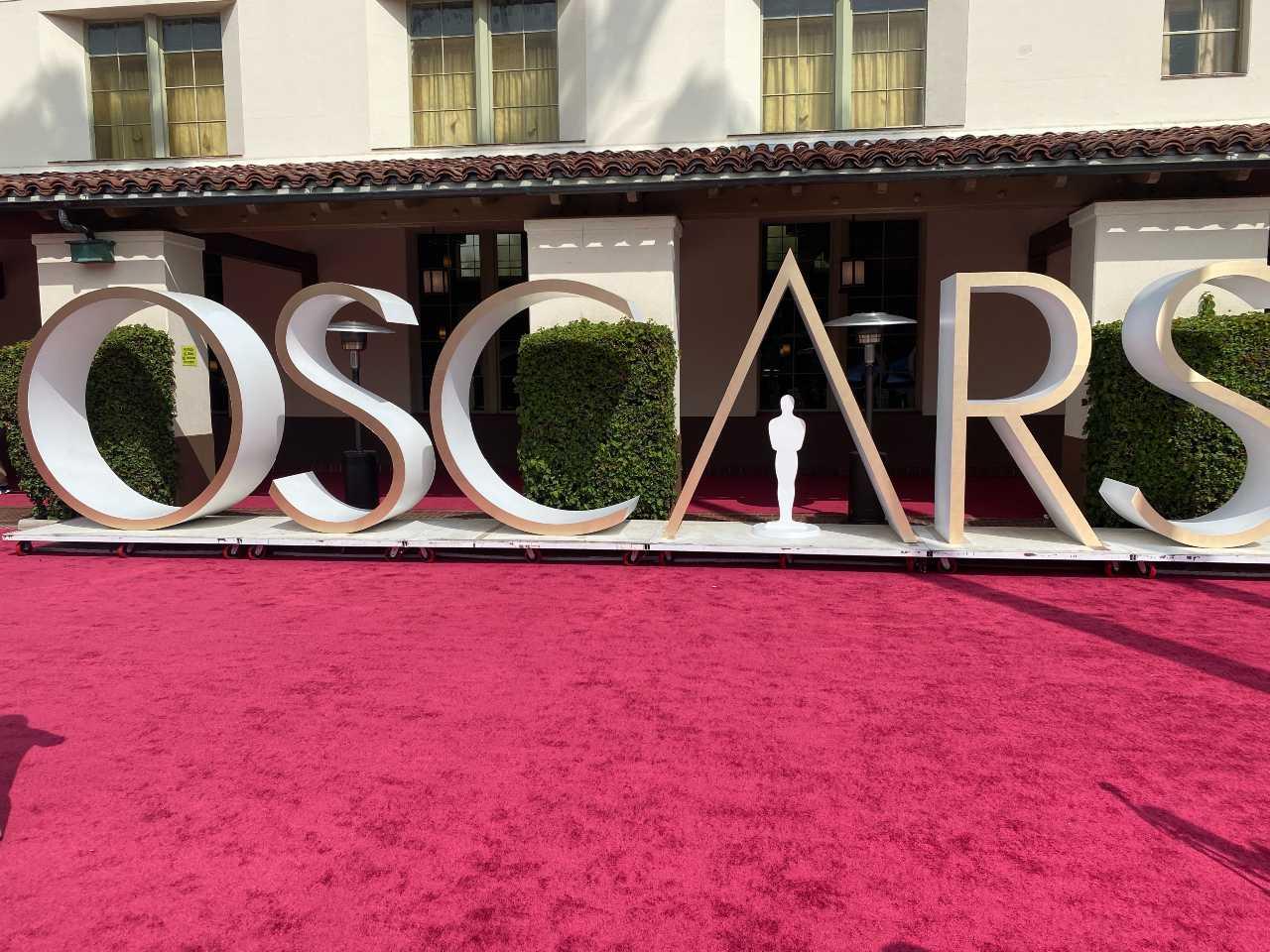 Premios Oscar 2021 alfombra roja