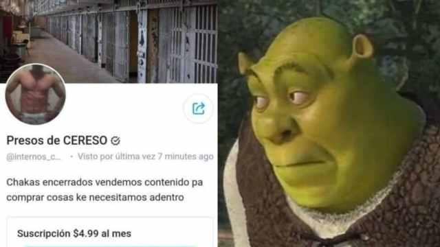 Presos del Cereso abren cuenta de OnlyFans para ganar dinero con sus fotos y videos