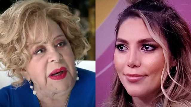 Silvia Pinal reacciona ante la denuncia de Frida Sofía contra Enrique Guzmán