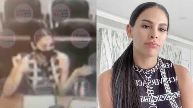 Stephanie Valenzuela rogaba por justicia en la audiencia de Eleazar Gómez