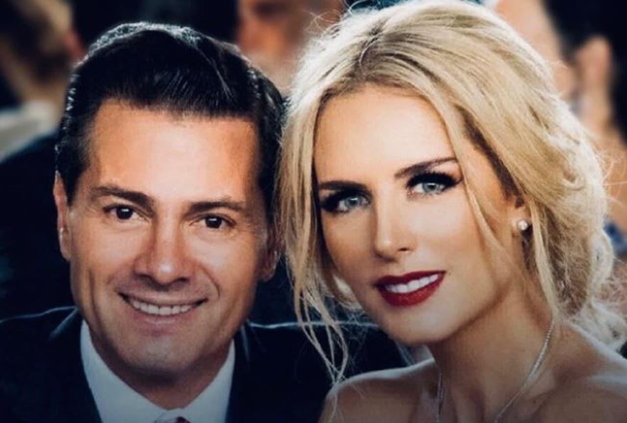 Tania Ruiz Enrique Peña Nieto boda