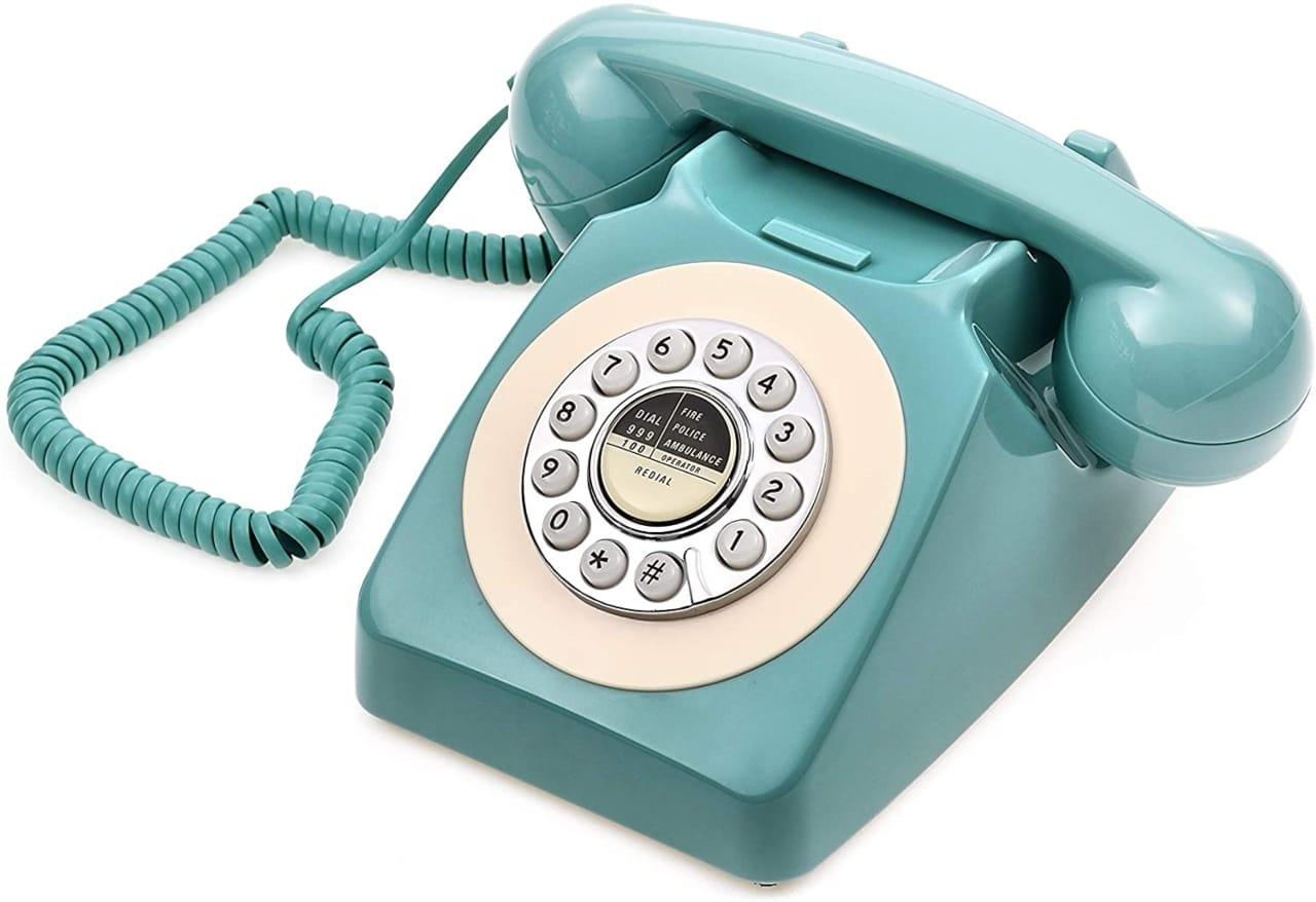 Teléfono de los de antes
