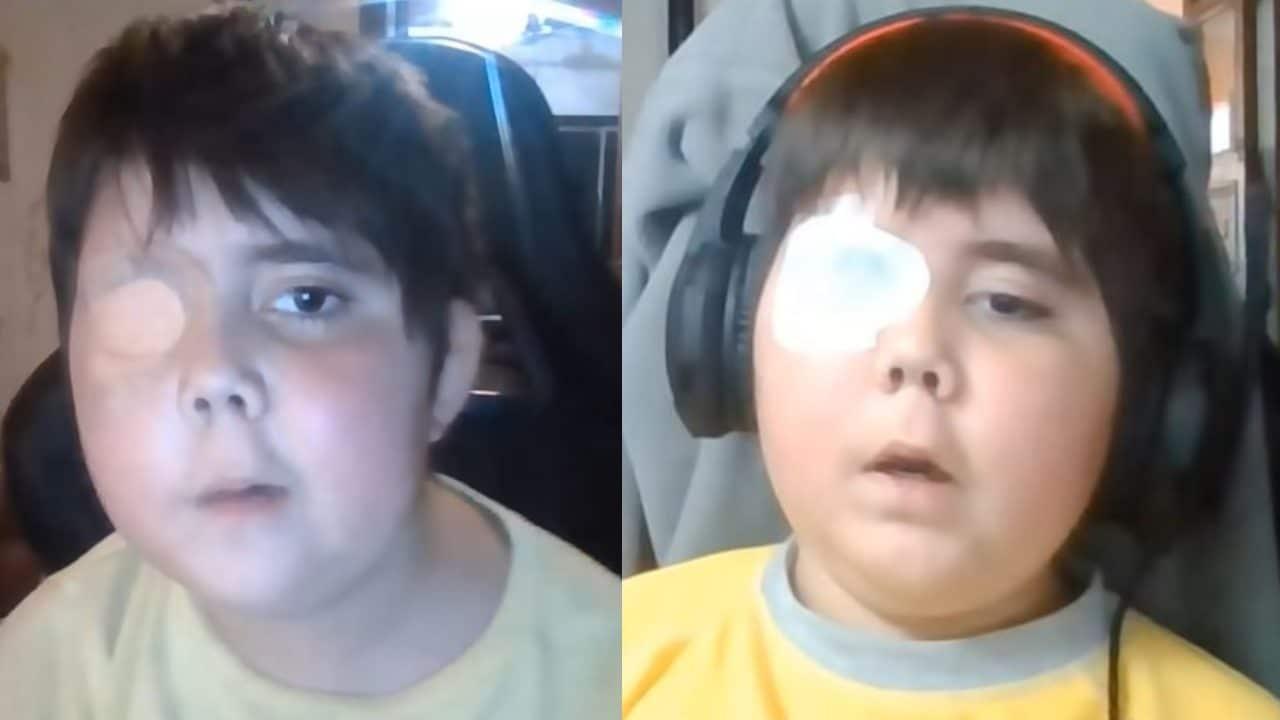 Tomiii 11, el niño con cáncer cerebral que cumplió su sueño de ser youtuber