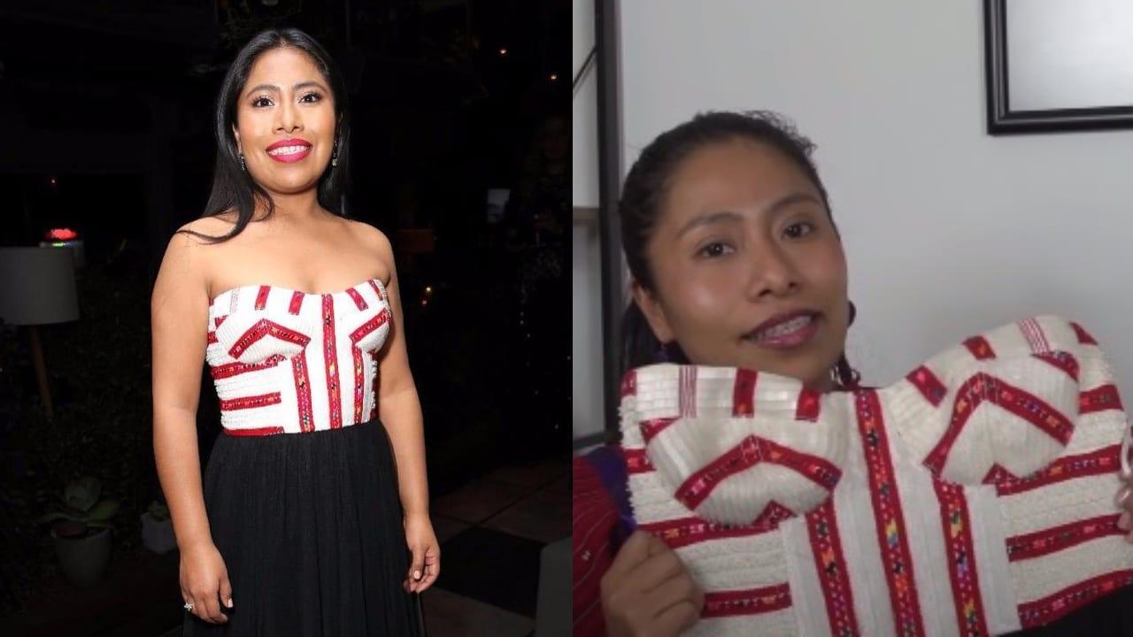 Yalitza Aparicio closet prendas exclusivas