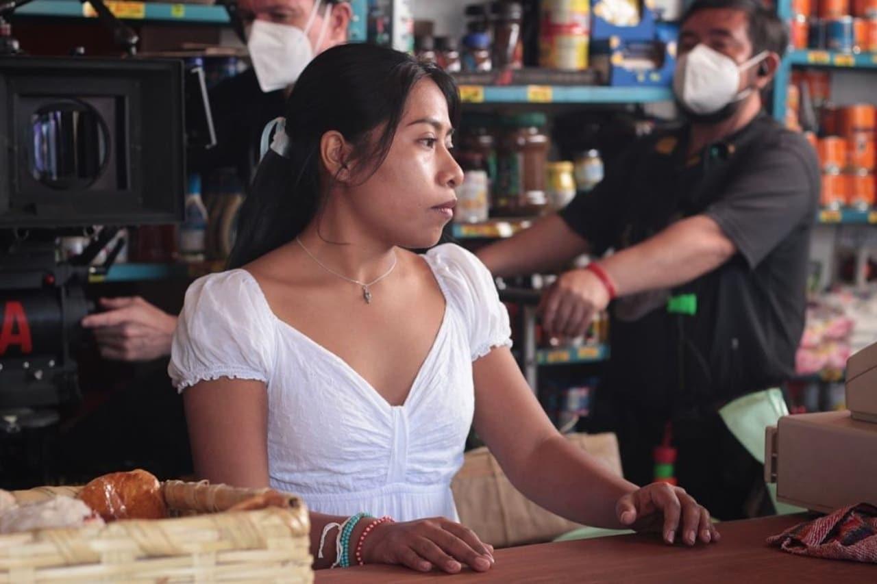 Yalitza Aparicio look nueva película