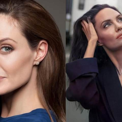 Angelina Jolie con nuevo look radical