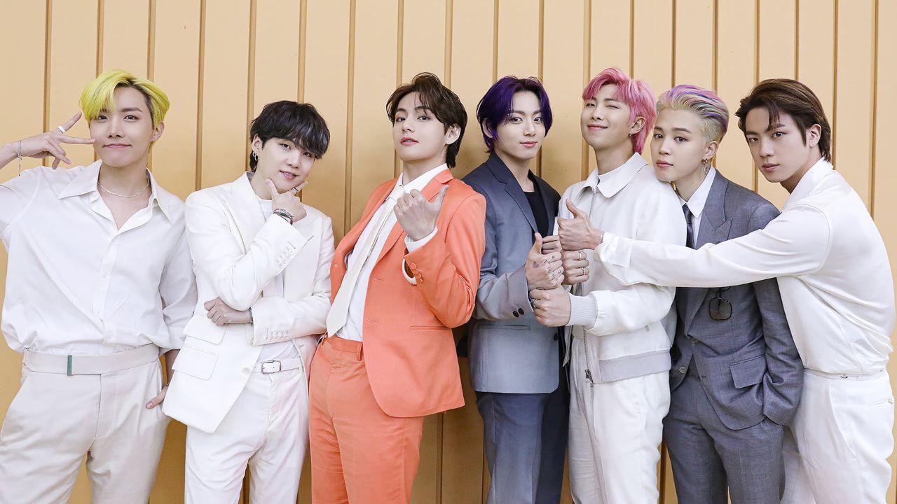BTS gana 3 premios en los Billboard Music Awards 2021