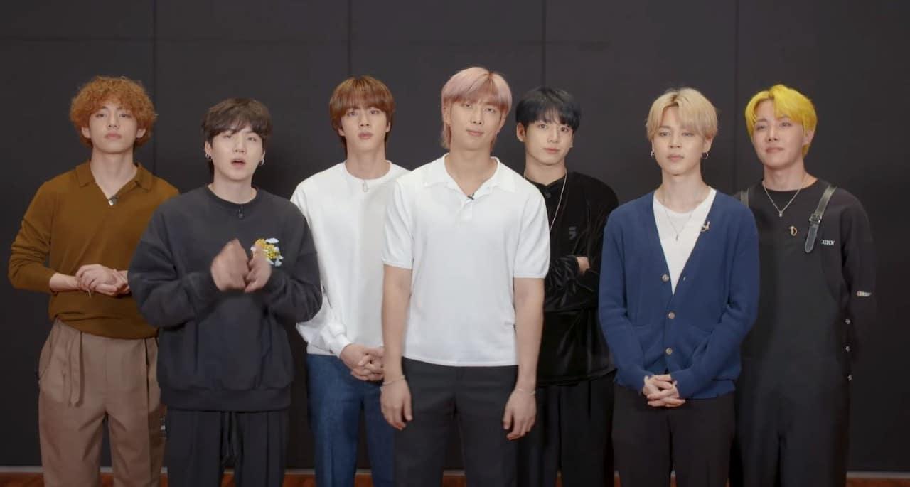 BTS Billboard Music Awards 2021 ganadores