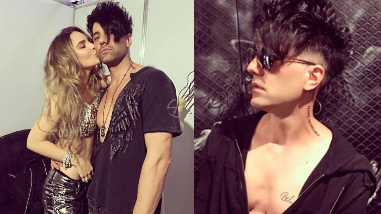 Criss Angel se quita el tatuaje de Belinda y se pone otro