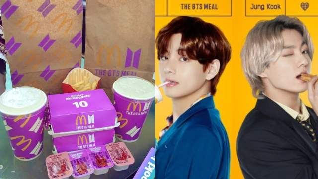 Cuándo sale BTS meal Mc Donalds Mexico
