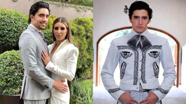 Alejandro Fernández Jr. se casó con Alexia Hernández