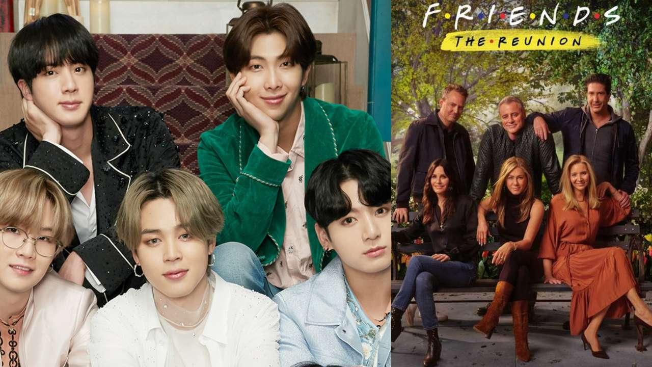 BTS hace aparición en 'Friends: The Reunion' y la ARMY enloquece