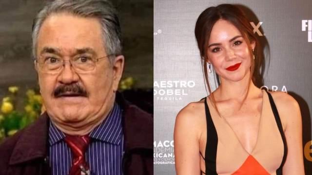 Pedro Sola pide perdón por insultar al aire a Camila Sodi